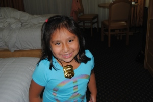 My little Guatemalan beauty!!!