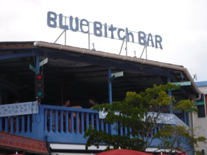 Great name for a restaurant.