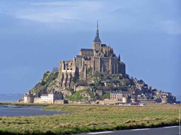 Image result for Mont Saint-Michel in France